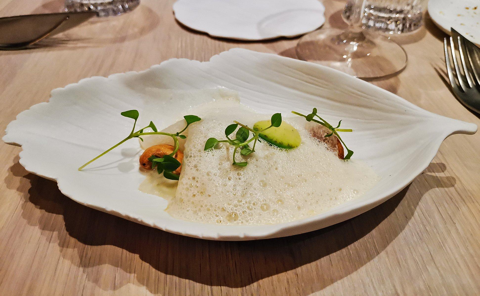 crabe cajou restaurant L'Odas