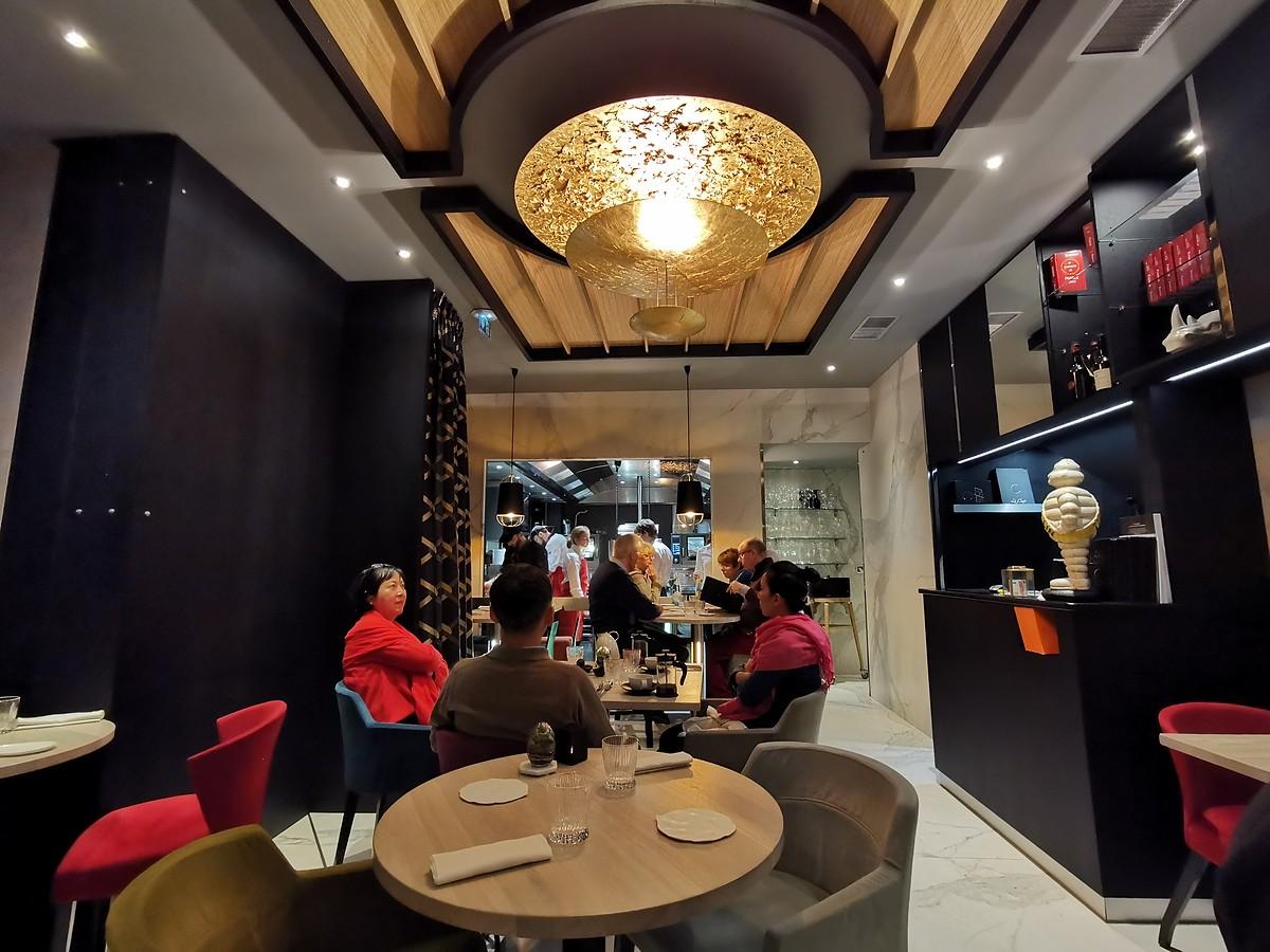 salle restaurant L'Odas