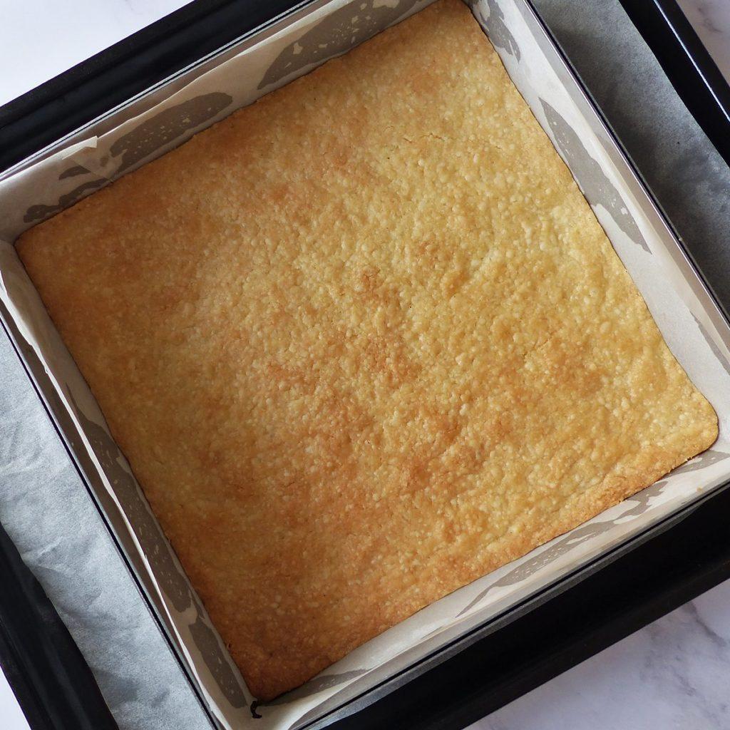 Shortbread cuit Shortbread Millionnaire
