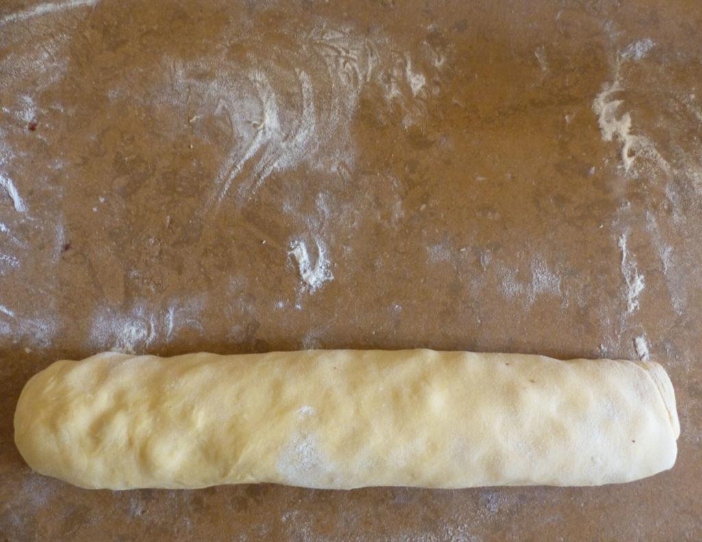 Boudin pâte babka