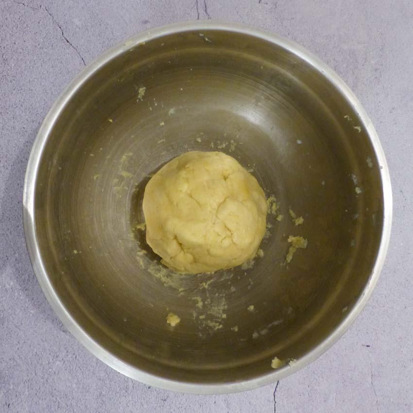 Préparation pâte brisée Michalak